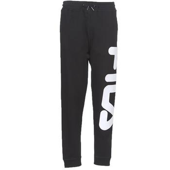 textil Pantalones de chándal Fila PURE Basic Pants Negro