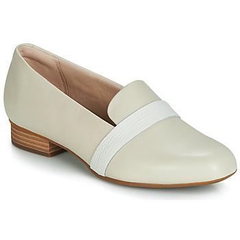 Zapatos Mujer Bailarinas-manoletinas Clarks JULIET ARIEL Beige