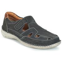 Zapatos Hombre Sandalias Josef Seibel ANVERS 82 Azul