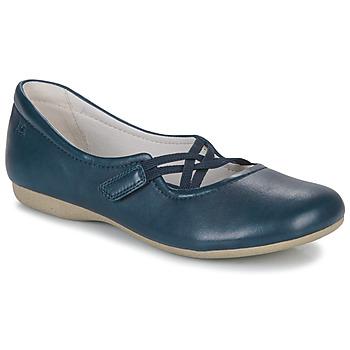 Zapatos Mujer Bailarinas-manoletinas Josef Seibel FIONA 39 Azul