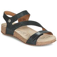 Zapatos Mujer Sandalias Josef Seibel TONGA 25 Negro