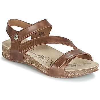 Zapatos Mujer Sandalias Josef Seibel TONGA 25 Marrón