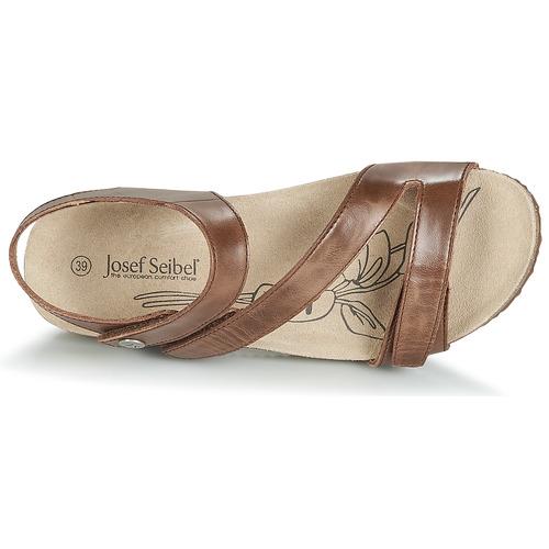 Mujer Seibel Tonga 25 Sandalias Zapatos Marrón Josef y6Y7vbgf