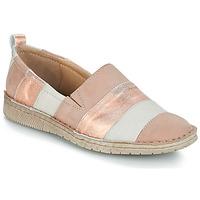 Zapatos Mujer Slip on Josef Seibel SOFIE 23 Rosa / Nude
