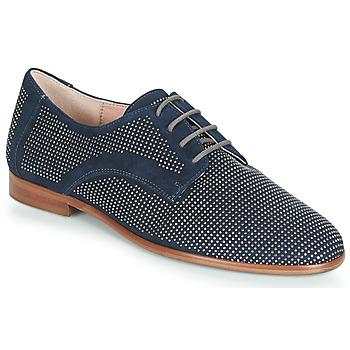 Zapatos Mujer Derbie Dorking 7785 Marino