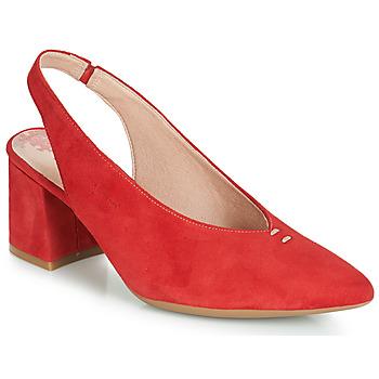 Zapatos Mujer Zapatos de tacón Dorking 7806 Rojo