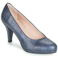 Zapatos Mujer Zapatos de tacón Dorking 7118 Marino
