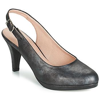 Zapatos Mujer Zapatos de tacón Dorking 7119 Negro