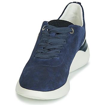 Geox THERAGON Navy - Zapatos Deportivas bajas Mujer 5750