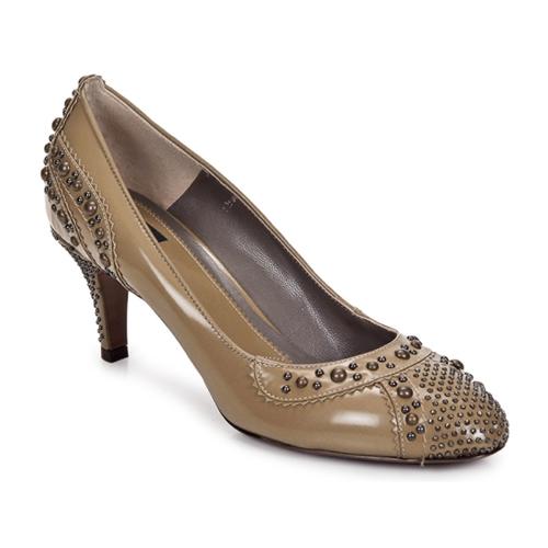 Los últimos zapatos de descuento para hombres y mujeres Zapatos especiales Etro GRACE Beige