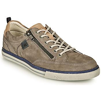 Zapatos Hombre Zapatillas bajas Fluchos QUEBEC Gris