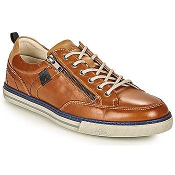 Zapatos Hombre Zapatillas bajas Fluchos QUEBEC Marrón