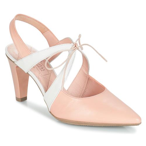 Hispanitas Zapatos Mujer Cristina8 Rosa Sandalias b7f6Yyvg