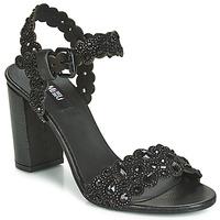 Zapatos Mujer Sandalias Mimmu 567Z14 Negro