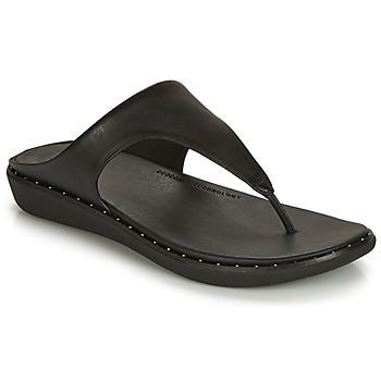 Zapatos Mujer Chanclas FitFlop BANDA II Negro
