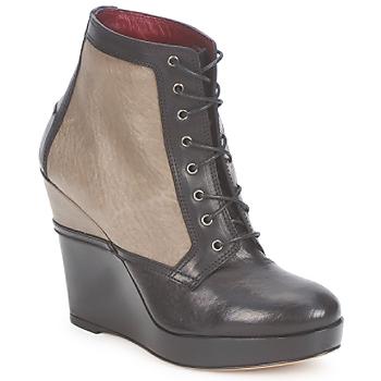 Zapatos Mujer Botines Antonio Marras CALIB Negro