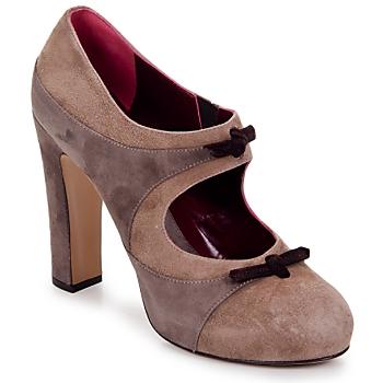 Zapatos Mujer Zapatos de tacón Antonio Marras ALINA Camello
