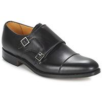 Zapatos Hombre Richelieu Barker TUNSTALL Negro