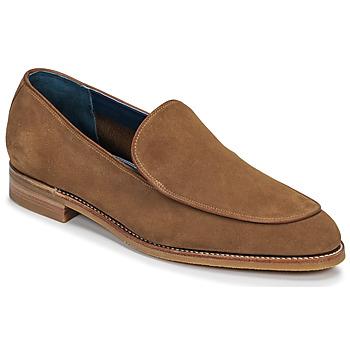 Zapatos Hombre Mocasín Barker TOLEDO Marrón