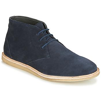Zapatos Hombre Botas de caña baja Frank Wright BAXTER Azul
