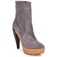 Zapatos Mujer Botines Kallisté BOTTINE 5959 Plata