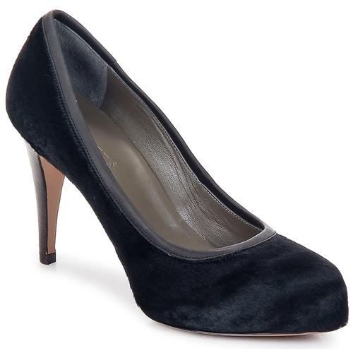 Zapatos Mujer Zapatos de tacón Kallisté BOOT 5956 Negro