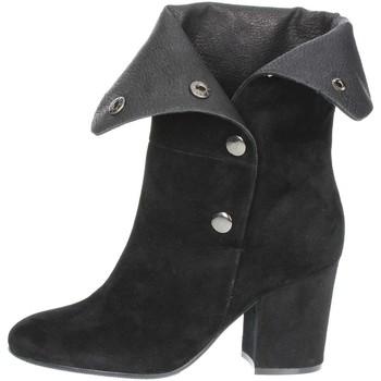 Zapatos Mujer Botines Luciano Barachini BB245A Negro