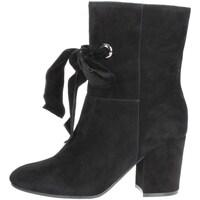 Zapatos Mujer Botines Luciano Barachini BB241A Negro