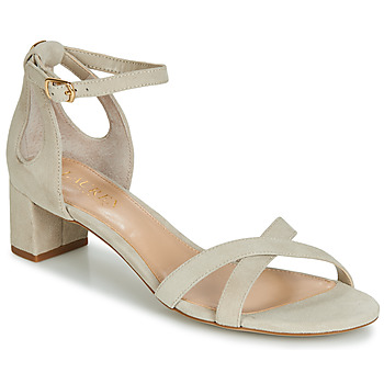 Zapatos Mujer Sandalias Lauren Ralph Lauren FOLLY Beige