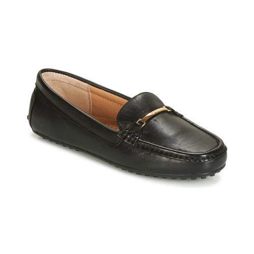 Zapatos Mujer Mocasín Lauren Ralph Lauren BRIONY Negro