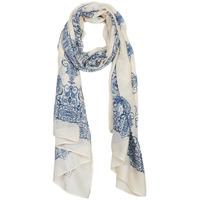 Accesorios textil Mujer Bufanda André BISOU Azul