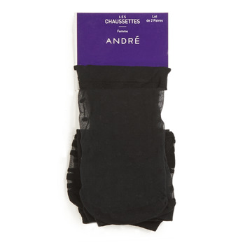 Accesorios Mujer Calcetines André PERDRIX Negro