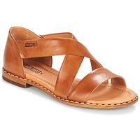 Zapatos Mujer Sandalias Pikolinos ALGAR W0X Camel