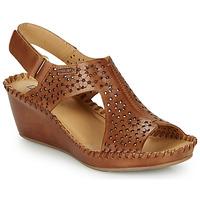Zapatos Mujer Sandalias Pikolinos MARGARITA 943 Marrón