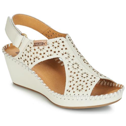 Zapatos Mujer Sandalias Pikolinos MARGARITA 943 Blanco