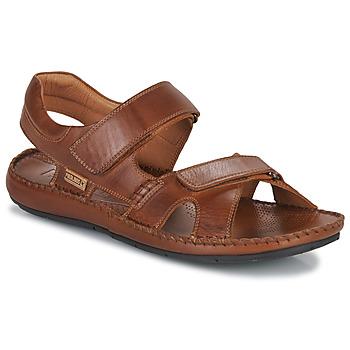 Zapatos Hombre Sandalias Pikolinos TARIFA 06J Camel