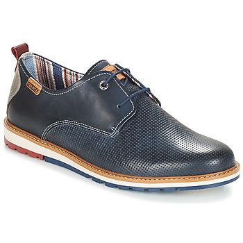 634832420 Zapatos Hombre Derbie Pikolinos BERNA M8J Azul