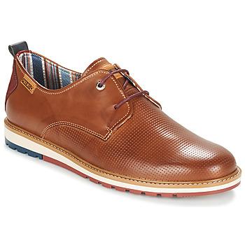 Zapatos Hombre Derbie Pikolinos BERNA M8J Camel