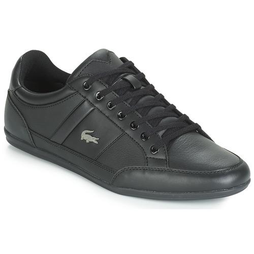 Zapatos Hombre Zapatillas bajas Lacoste CHAYMON BL 1 Negro