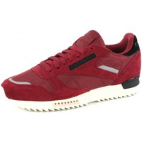 Zapatos Zapatillas bajas Reebok Sport Classic Leather Ripple SN MEN Bordeaux