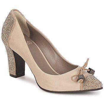 Zapatos Mujer Zapatos de tacón Fabi PASQUA Beige