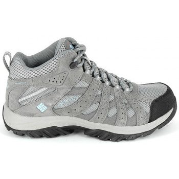 Zapatos Mujer Senderismo Columbia Canyon Point Mid W F Gris Gris