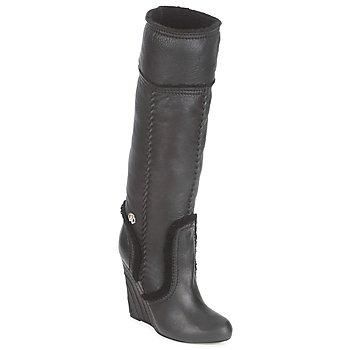 Zapatos Mujer Botas urbanas Roberto Cavalli QDS598-PJ007 Negro