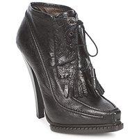 Zapatos Mujer Botines Roberto Cavalli QDS640-PZ030 Negro