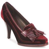 Zapatos Mujer Zapatos de tacón Roberto Cavalli QDS629-VL415 Rojo