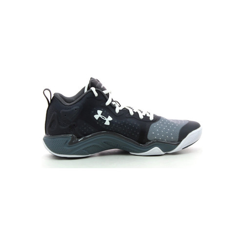 Zapatos Hombre Baloncesto Under Armour Spawn 2 low negro