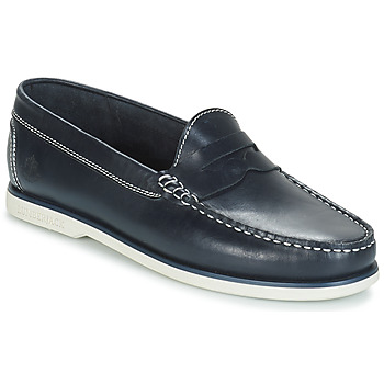 Zapatos Hombre Mocasín Lumberjack NAVIGATOR Marino