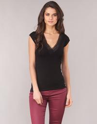 textil Mujer Tops / Blusas Morgan DTAG Negro