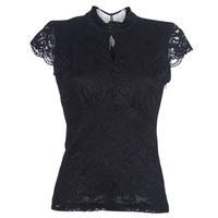 textil Mujer Tops / Blusas Morgan DNEMA Negro