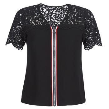 textil Mujer Tops / Blusas Morgan OSALI Negro